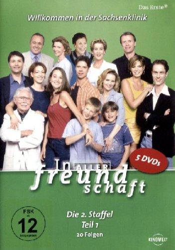 In aller Freundschaft - Die 02. Staffel, Teil 1, 20 Folgen