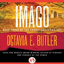 Imago Audiobook by Octavia E. Butler Narrated by Barrett Aldrich