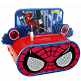 Lexibook HPS100 Speakers for MP3 / CD Player 2x 1.5 W with Spider-Man Motif