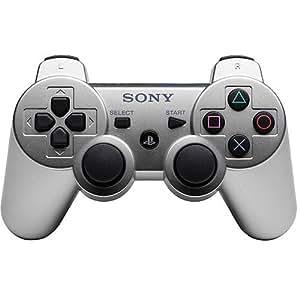 PlayStation 3 Dualshock 3 Wireless Controller (Satin Silver)