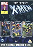 X-Men Triple DVD Set