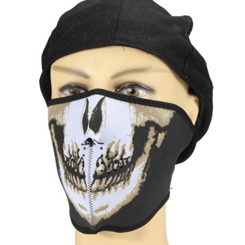 tour de cou masque t te de mort skull airsoft paintball moto velo ski outdoor your 1 source. Black Bedroom Furniture Sets. Home Design Ideas
