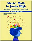 img - for Mental Math in Junior High / Grades 7-9 book / textbook / text book