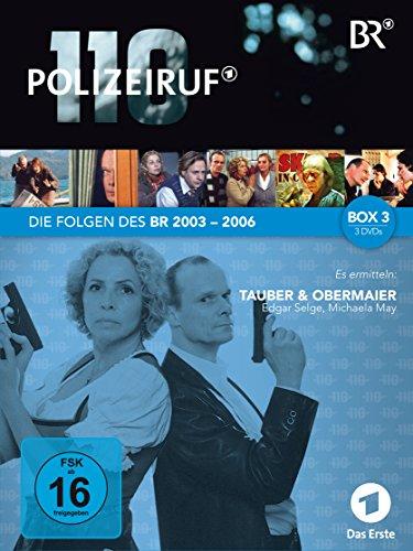 Polizeiruf 110 - BR-Box 3 [3 DVDs]