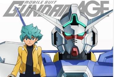 機動戦士ガンダムAGE 第1巻 【豪華版】(初回限定生産) [Blu-ray]
