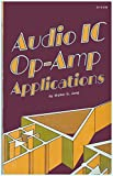 img - for Audio IC op-amp applications book / textbook / text book