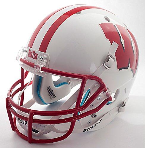 WISCONSIN BADGERS Football Helmet STICKERS (Football Helmet Stripes compare prices)