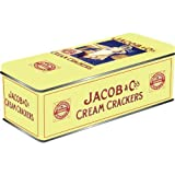 Cracker Tin - Jacob's (Cream Crackers)