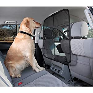 Solvit Front Seat Net Pet Barrier