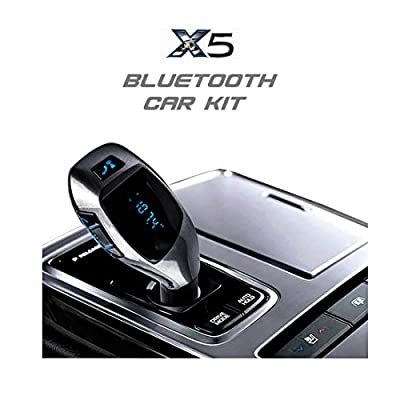 Mini Wireless Car MP3 Bluetooth FM Transmitter Radio Adaptor Hands Free Phone Calling with USB Car Charger Supporting TF Card, Iphone, Samsung, HTC, Huawei, Google, Pad & Other Bluetooth Device from Blissu