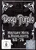Deep Purple - History, Hits & Highlights '68 - '76 (2 DVDs)