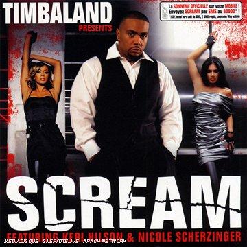 scream timberland