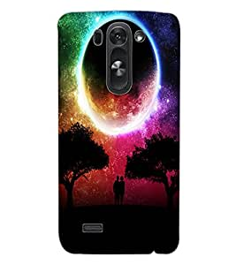 ColourCraft Night Vision Design Back Case Cover for LG G3 S