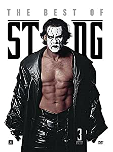 amazoncom wwe the best of sting sting vader cactus
