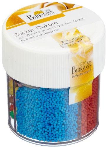 Birkmann, Zuccherini decorativi in vari colori
