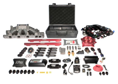 Fast 3035351-05E Ez-Efi Multi-Port Fuel Injection Kit For Ford Windsor front-25022