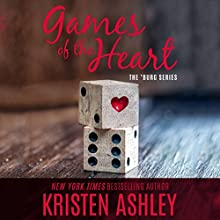 Games of the Heart Audiobook by Kristen Ashley Narrated by Rachel Fulginiti
