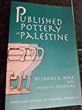 img - for Published Pottery of Palestine (ASOR Books) by Larry Herr (1996-12-31) book / textbook / text book