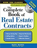 img - for The Complete Book of Real Estate Contracts Paperback - December 1, 2005 book / textbook / text book