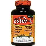American Health Products - Ester C Powder W/Citrus Biofl., 8 oz powder