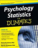 img - for Psychology Statistics For Dummies book / textbook / text book