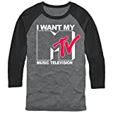 MTV: I Want My MTV Raglan Tee - Guys