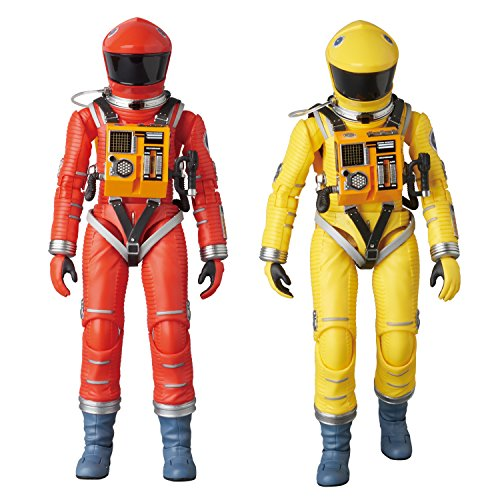 MAFEX マフェックス SPACE SUIT YELLOW Ver. 『2001: a sapce odyssey』(Amazon)