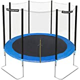 Ultrasport Trampoline de Jardin Jumper 366 cm avec Filet de Sécurité