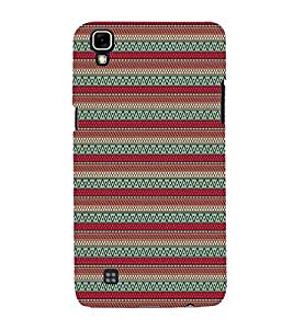 Classic Tribal 3D Hard Polycarbonate Designer Back Case Cover for LG X Power