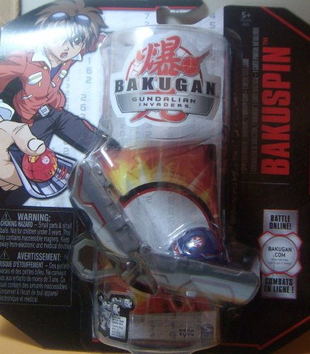 Bakugan Spin Controller - Blue - 1