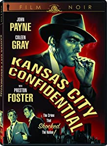 Kansas City Confidential (MGM Film Noir) [Import]