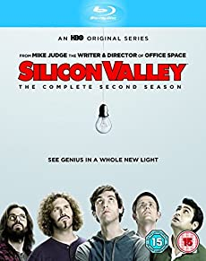 Silicon Valley - Season 2 [Blu-ray]