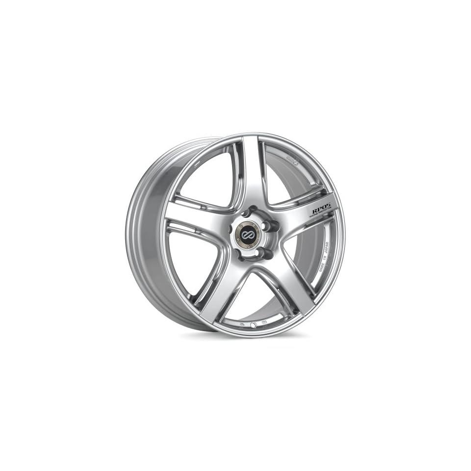 19x9.5 Enkei RP05 (Metallic Silver) Wheels/Rims 5x114.3 (432 995 6540SP)