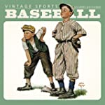 Vintage Sports - Baseball 2016 Calendar