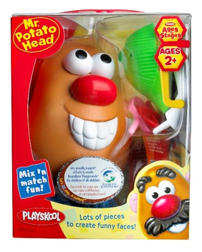 Imagen principal de Playskool - Mr potato or mrs potato (Hasbro)
