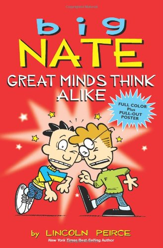 Big Nate: Great Minds Think Alike (Big Nate Game On compare prices)