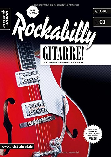 rockabilly gitarre licks und techniken des rockabilly inkl audio cd musiknoten f r e gitarre. Black Bedroom Furniture Sets. Home Design Ideas