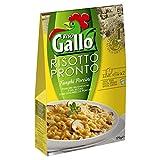Riso Gallo Risotto Pronto Porcini Mushroom (175g) ギャロ米リゾット準備ポルチーニ茸( 175グラム)