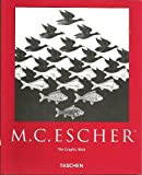 M.C. Escher: The Graphic Work (0681406046) by M C Escher
