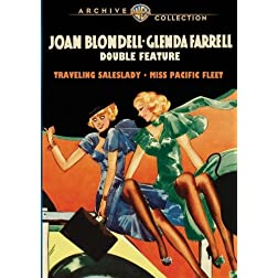 Traveling Saleslady / Miss Pacific Fleet: Joan Blondell & Glenda Farrell Double Feature