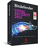 Bitdefender Total Security 2015 - 1 PC, 1  year [Download]