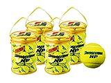 ブリヂストン(BRIDGESTONE) テニスボール NP(エヌピー)30球入 1箱(4袋/120球)