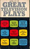 GREAT TV PLAYS (0440332079) by Irving, William