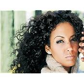 Virgin U-Tip Indian Peruvian Curly Hair ,#12 Light Golden Brown,32 Inch