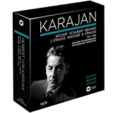 Karajan Official Remastered Edition - German romantic orchestral recordings 1951-1960