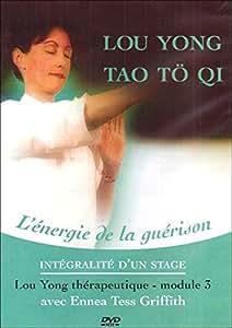DVD Qi Gong / Lou Yong Tao To Qi Coffret Stage Vol 3 - L'ÉNERGIE DE LA GUÉRISON, intégralité d'un stage comme si vous
