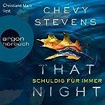 That Night: Schuldig für immer | Chevy Stevens