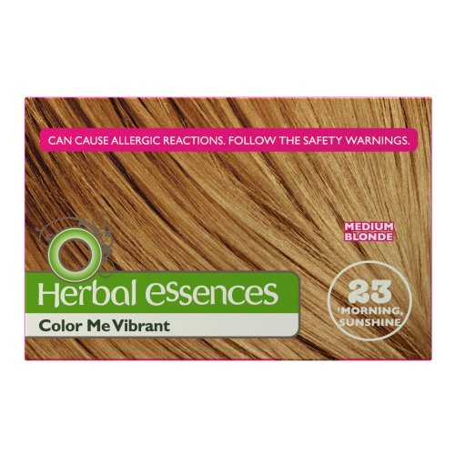 Clairol Herbal Essence Color, 023 Morning Sunshine-medium Blonde (Pack of 3)
