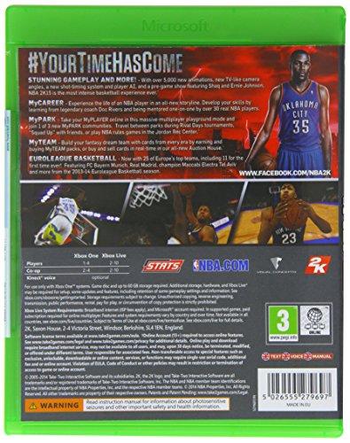 NBA 2K15  galerija