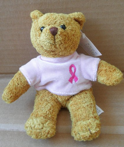 Avon Breast Cancer Teddy Bear Stuffed Animal